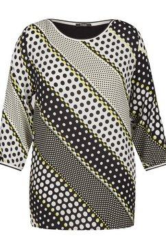 frapp blouse zonder sluiting zwart