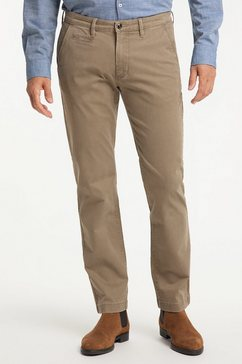 pioneer authentic jeans chino »robin« bruin