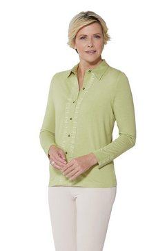classic poloshirt groen