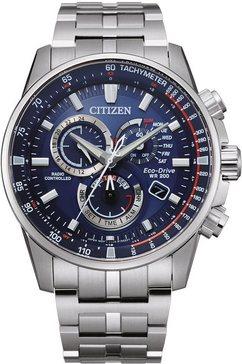 citizen radiografisch horloge »cb5880-54l« zilver