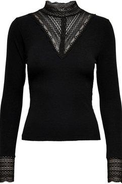 only shirt met lange mouwen »onltilde« zwart
