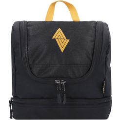 nitro toilettas »travel kit, golden black« zwart