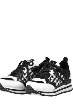 gerry weber sneakers »sneaker california« zwart