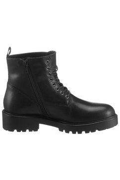 vagabond hoge veterschoenen »kenova« zwart