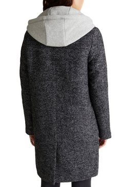 edc by esprit korte jas zwart
