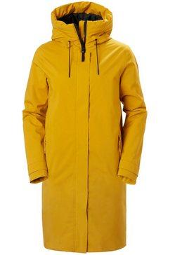helly hansen regenjas »w victoria ins rain coat« geel