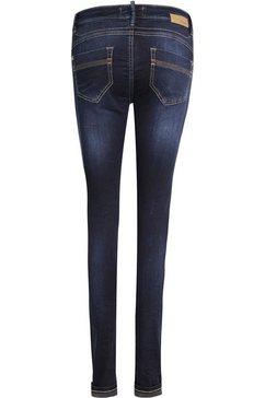 gang skinny fit jeans »nele« blauw