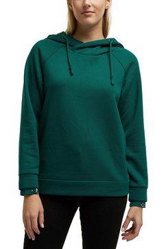 edc by esprit hoodie groen