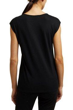 esprit collection t-shirt zwart