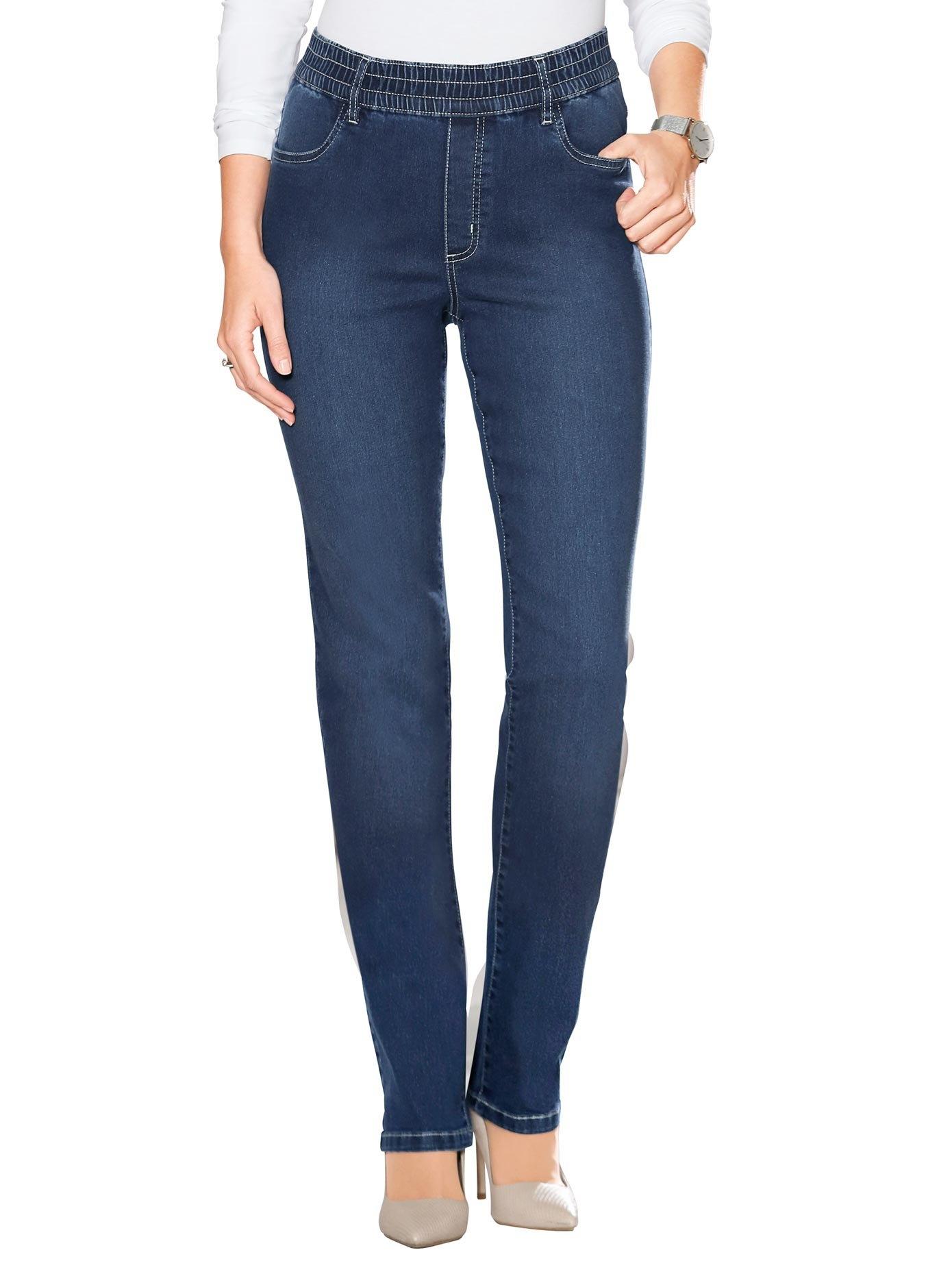 Classic Basics high-waist jeans veilig op otto.nl kopen