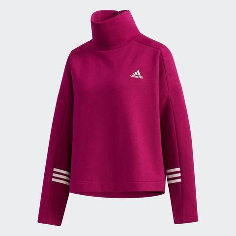 adidas Performance sweatshirt ESSENTIALS COMFORT FUNNEL NECK