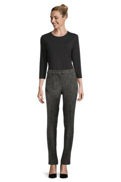 betty barclay pantalon »mit buegelfalte« zwart