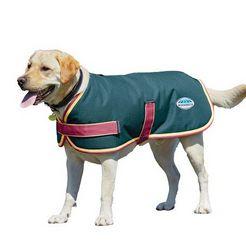 "weatherbeeta hondenjas ""parka 1200d"" groen"