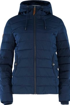 mazine outdoorjack »juneau down jacket« blauw