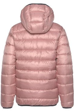 champion gewatteerde jas »hooded jacket« roze