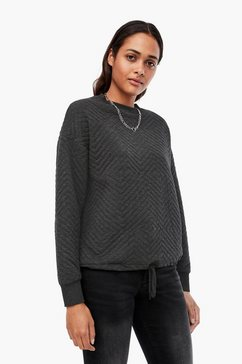 q-s designed by sweater zwart