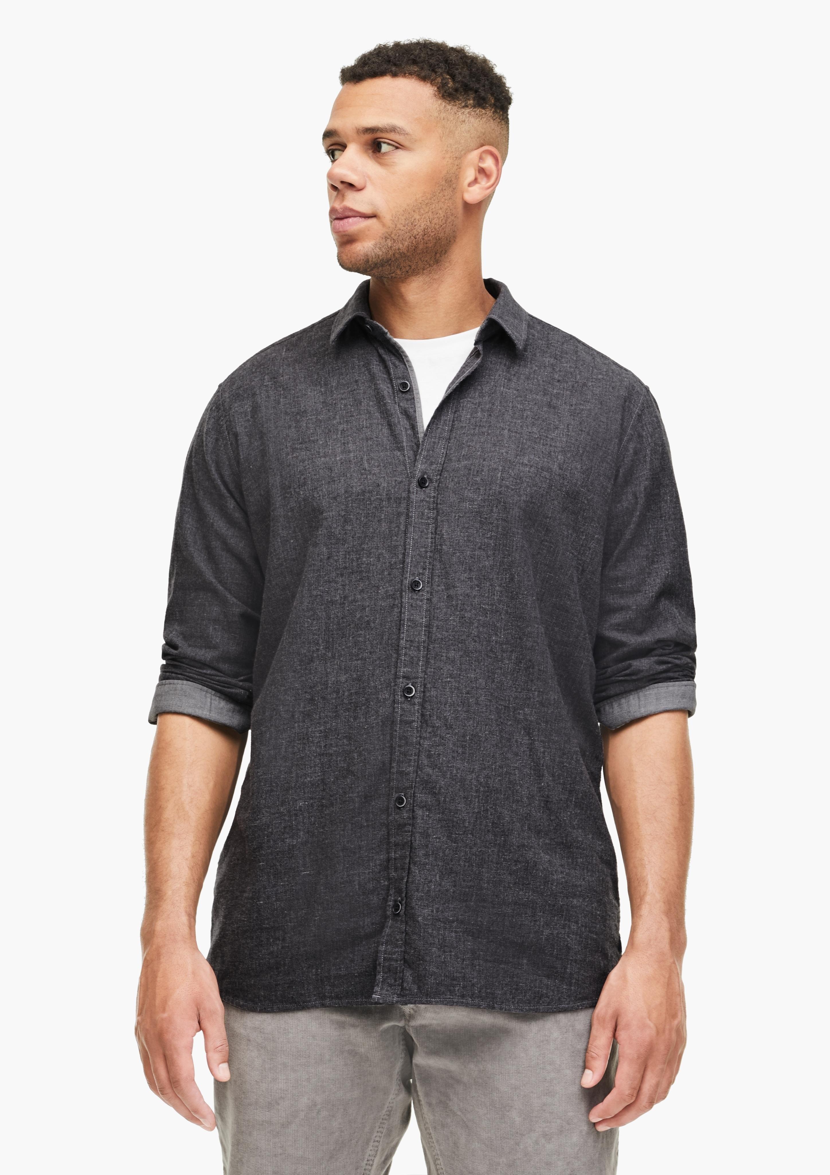s.Oliver overhemd met lange mouwen voordelig en veilig online kopen