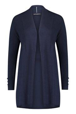 betty barclay lang vest »langarm« blauw