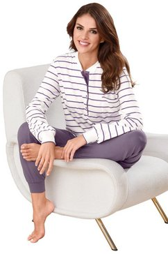 ringella pyjama in merkkwaliteit paars