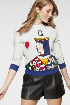 united colors of benetton sweatshirt wit