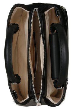 joop jeans tas »giro noelia handbag shz« zwart