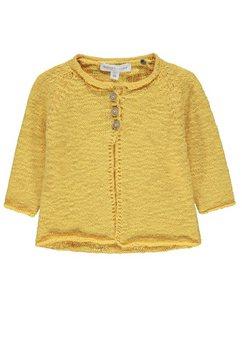 bellybutton vest »little bee« geel