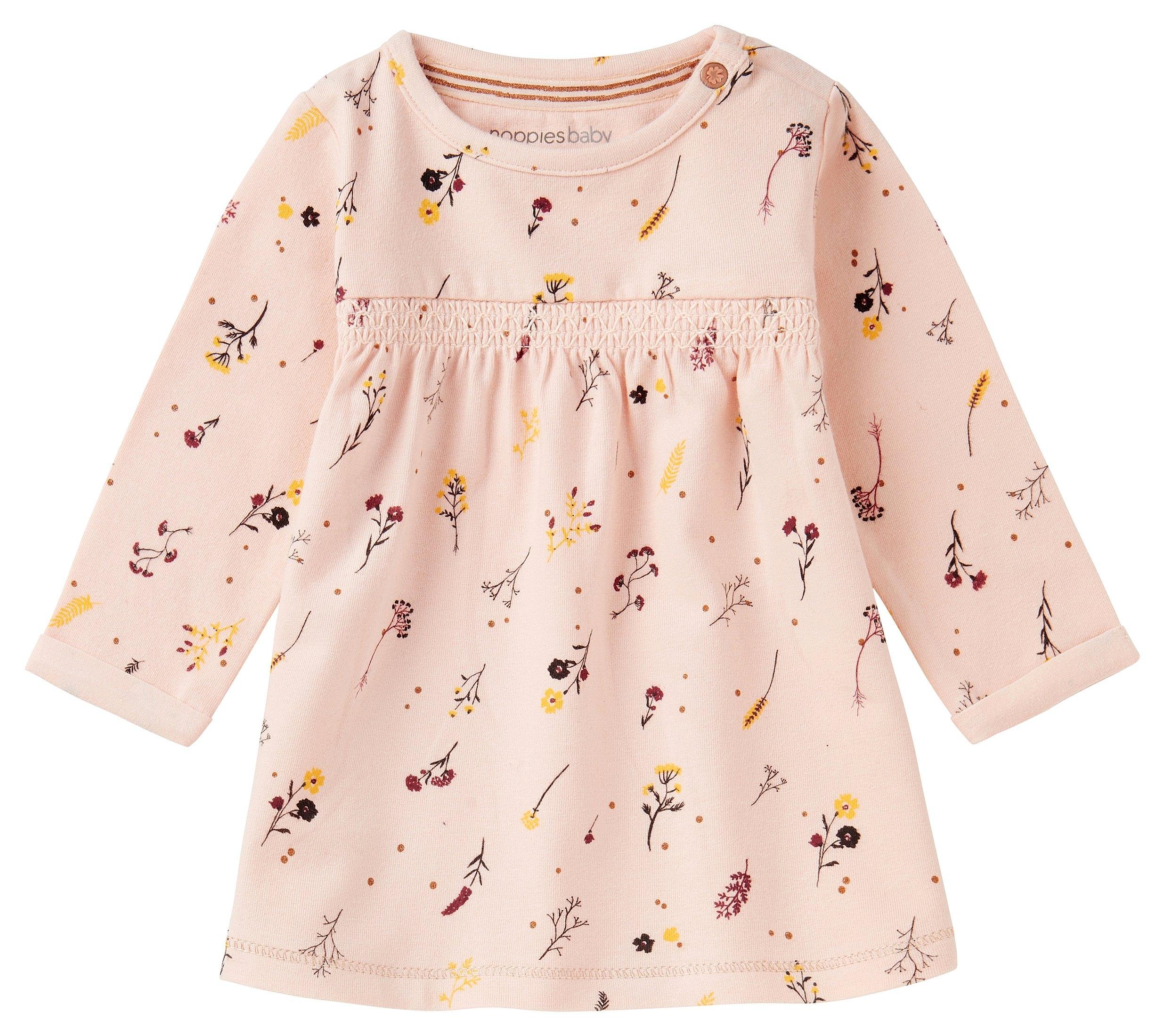 Noppies gedessineerde jurk »Bloemhof« nu online kopen bij OTTO