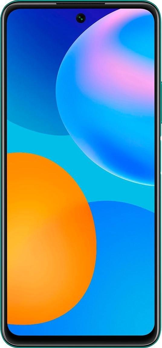 Huawei smartphone P smart 2021, 128 GB, 24 maanden fabrieksgarantie voordelig en veilig online kopen