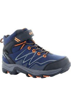 hi-tec wandelschoenen »blackout mid waterproof« blauw