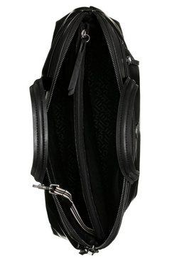 esprit messengerbag »hilary« zwart