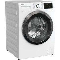 beko wasmachine wtv8836xc01 (8 kg, 1600 rpm)