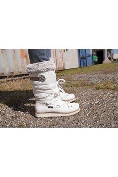 luhta winterlaarzen »tahtova ms« wit