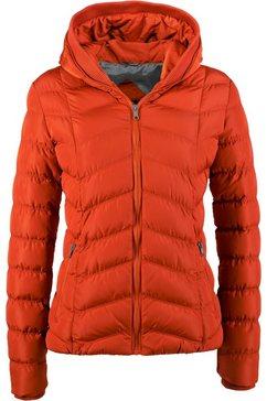 deproc active gewatteerde jas »gilmour melville women« rood