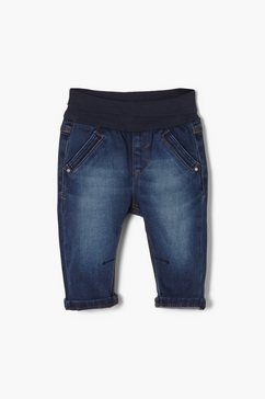 s.oliver prettige jeans blauw