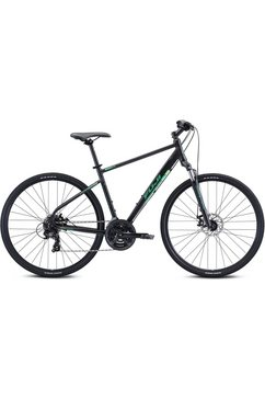 fuji bikes »traverse 1.7« fitnessfiets zwart