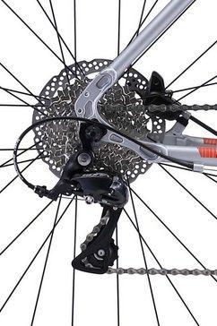 fuji bikes »absolute disc 1.3« fitnessfiets zilver
