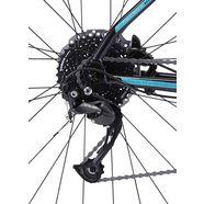 fuji bikes »fuji nevada 29 1.5« mountainbike zwart