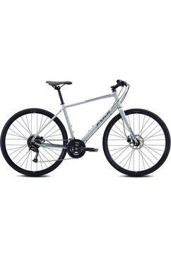 fuji bikes »absolute disc 1.7« fitnessfiets grijs
