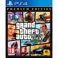 game ps4 grand theft auto 5 (gta v) - premium edition andere
