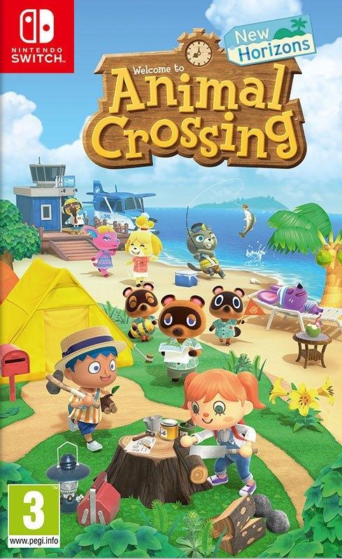 NINTENDO Game NINTENDO SWITCH Animal Crossing: New Horizons bestellen: 30 dagen bedenktijd