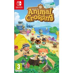 game nintendo switch animal crossing: new horizons