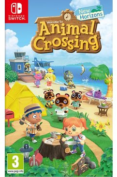 game nintendo switch animal crossing: new horizons