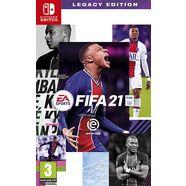 game nintendo switch fifa 21: legacy edition multicolor