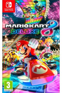 game nintendo switch mario kart 8 deluxe multicolor