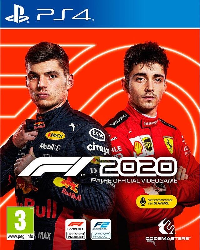 Playstation Game PS4 F1 2020: Standard Edition voordelig en veilig online kopen