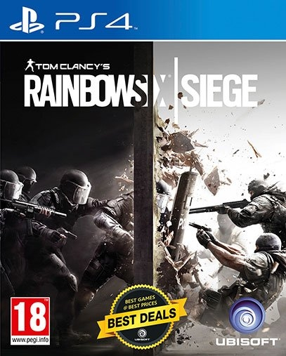 Op zoek naar een Playstation Game PS4 Tom Clancy's Rainbow Six: Siege? Koop online bij OTTO