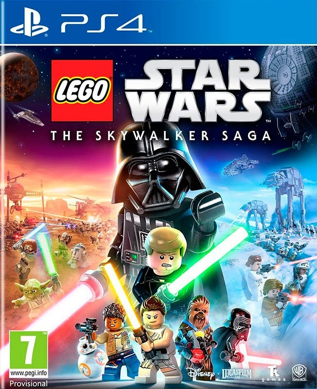 PlayStation Game PS4 LEGO Star Wars: The Skywalker Saga bij OTTO online kopen