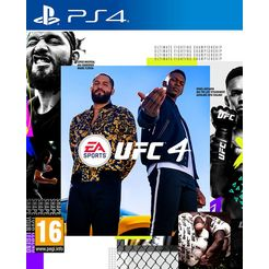 game ps4 ufc 4 andere