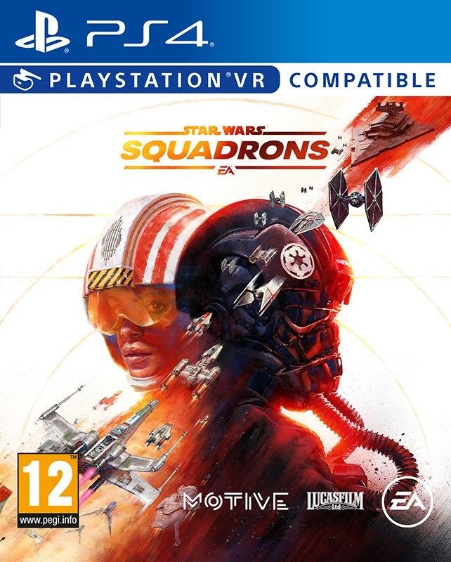 Playstation Game PS4 Star Wars: Squadrons nu online bestellen