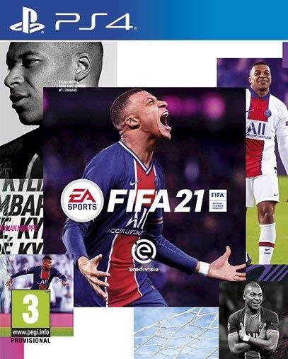 Playstation Game PS4 FIFA 21 goedkoop op otto.nl kopen